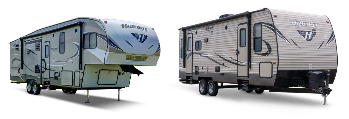 keystone rv hideout available at camper care in northeast ohio