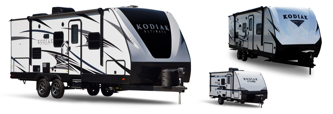 kodiak ultimate camper at campercare